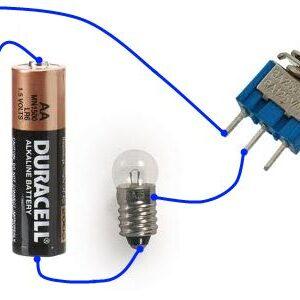 Лампочки запобіжники батарейки